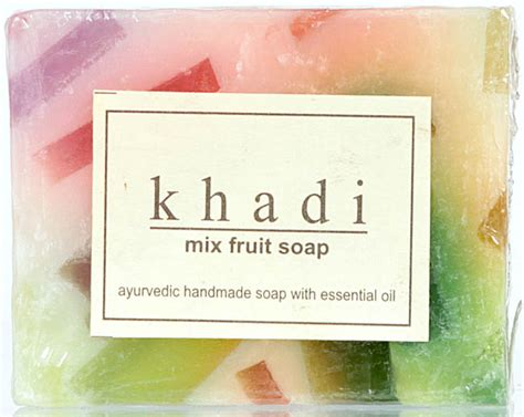 How To Price Handmade Soap - khadi mix fruit soap ayuredic handmade soap with