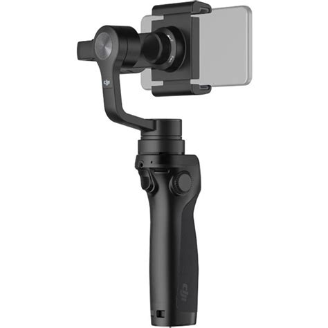 Dji Osmo Mobile Black dji osmo mobile black open box