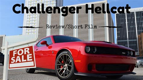 Honda Of Midland by Dodge Hellcat Challenger Cinematic At Classic Honda Of
