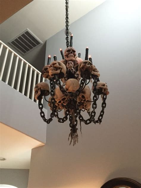 Skeleton Chandelier 1000 Images About Skeleton Decor Ideas On