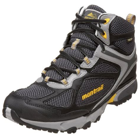 best trail hiking shoes montrail men s sabino trail mid gtx hiking shoe best
