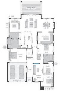 Beach Home Floor Plans Beach House Floorplans Mcdonald Jones Homes