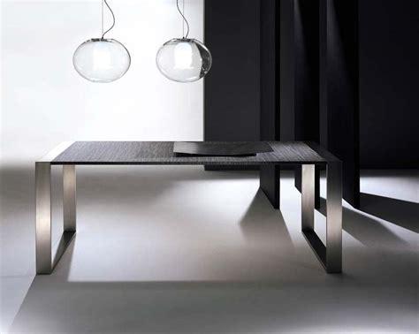 tavolo da pranzo in cristallo tavolo da pranzo in metallo piano in cristallo idfdesign
