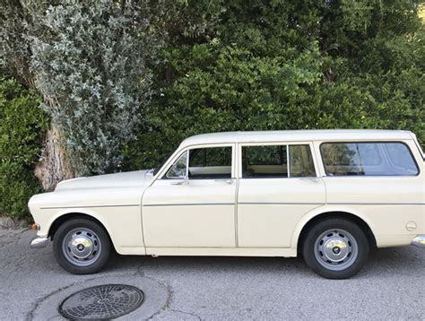 volvo amazon wagon  sale inland empire california