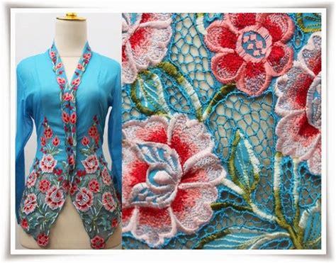 Dress Maxi Mentari mentari emas wardrobe kebaya nyonya collection s blue base
