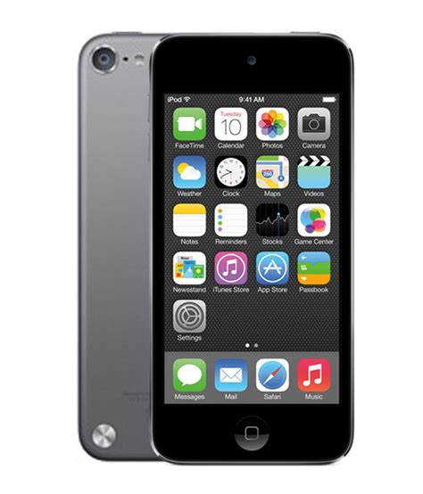Best Buys Ipod Gift Set For by Buy Apple Ipod Touch 32gb Gray 5th Generation At