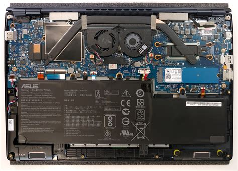 asus zenbook pro  ux disassembly  upgrade options