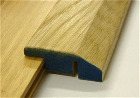 Oak Floor Transition   Home Construction Improvement