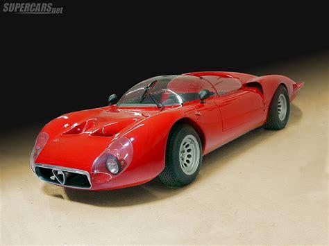 1967 alfa romeo t33 mugello alfa romeo supercars net