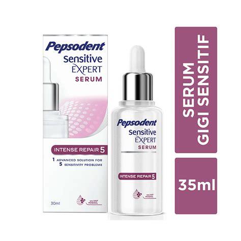 Serum Pepsodent jual pepsodent sensitive expert serum repair 5 35