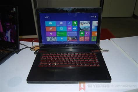 Laptop Lenovo Ideapad Y400 looks lenovo ideapad y400 lowyat net