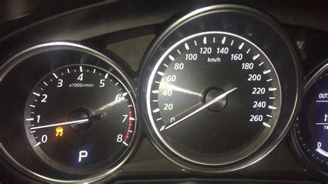 mazda cx 5 warning lights mazda cx5 dashboard lights