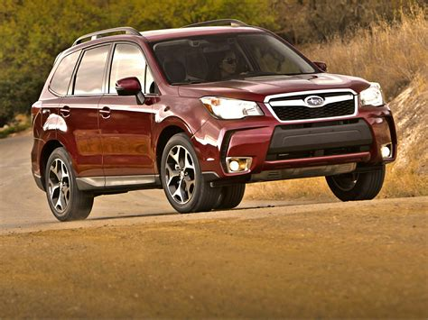 subaru forester 2016 2016 subaru forester price photos reviews features