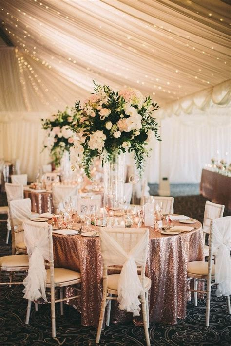 wedding decor ideas 2 gold wedding decor wedding ideas