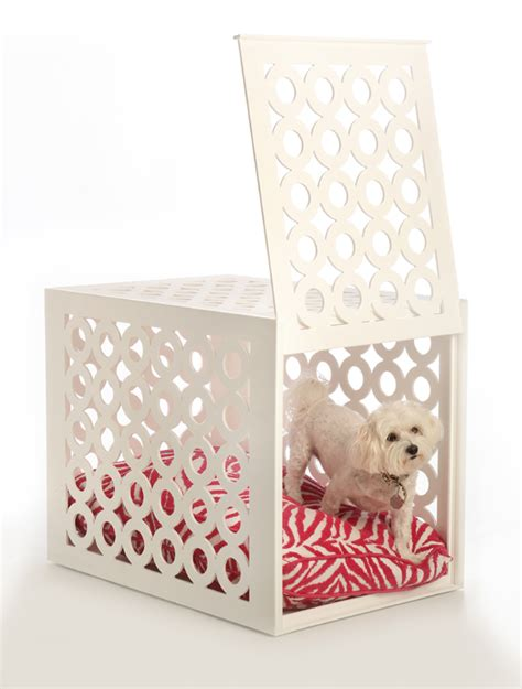 designer dog crates luxury dog crates modern dog crate contemporary
