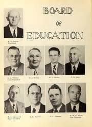 find yearbooks free wink high school wildcat yearbook wink tx class of 1952 page 10