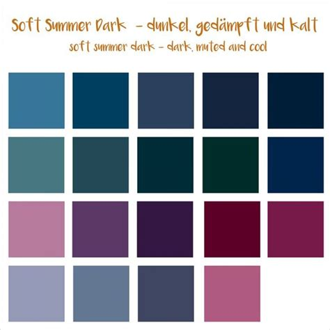 und colors best 25 summer colours ideas on soft summer