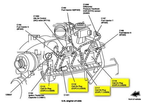 2003 lincoln navigator air suspension diagram 2003 lincoln navigator engine diagram automotive parts