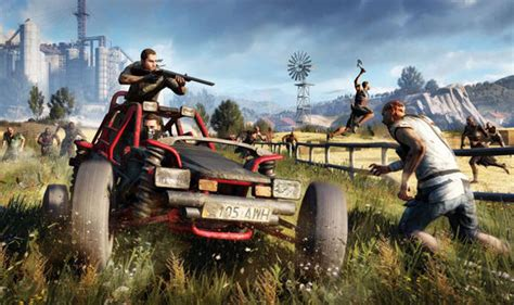 and light xbox one release date dying light the following gets official release date ps4