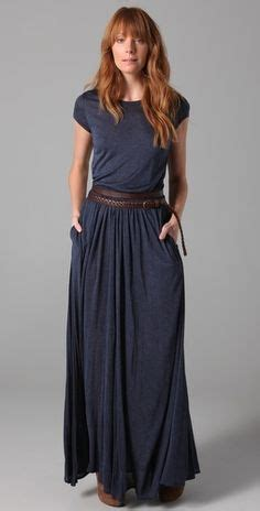 More Maxi Dresses Are You Bored Yet sleeve on t shirt vest jim and