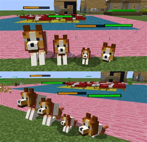 mods in minecraft dogs dog cat plus mod 9minecraft net