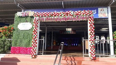 welcomegate   wedding entrance decor entrance
