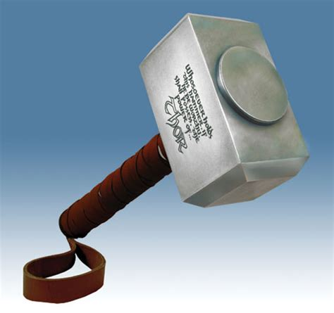 Thor Goggle Replica image gallery mjolnir hammer