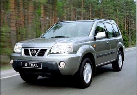L Nissan X Trail 2001 Lh nissan x trail suv 2001 2007 tests autoplenum de
