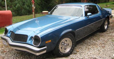 1977 Camaro LT