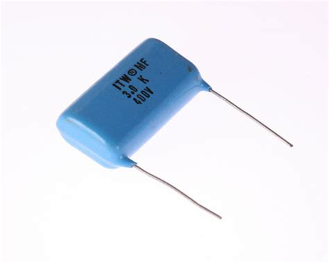 itw 105 capacitor capacitor polyester 22k 400v 28 images 6800pf 400v polyester box capacitor mkt1822