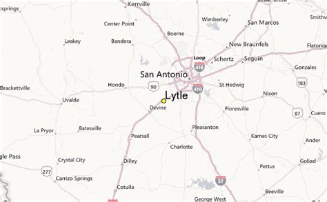 lytle texas map lytle weather station record historical weather for lytle texas