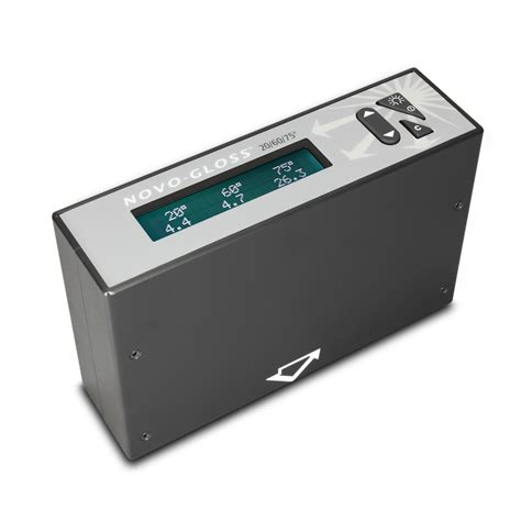 Glossy Meter 20 186 60 186 75 186 Statistical Angle Gloss Meter