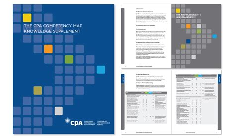 supplement document cpa competency map knowledge supplement ledden design it