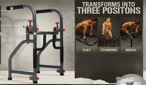 The Rack Workout Plan by The Rack Workout Station Products I Want