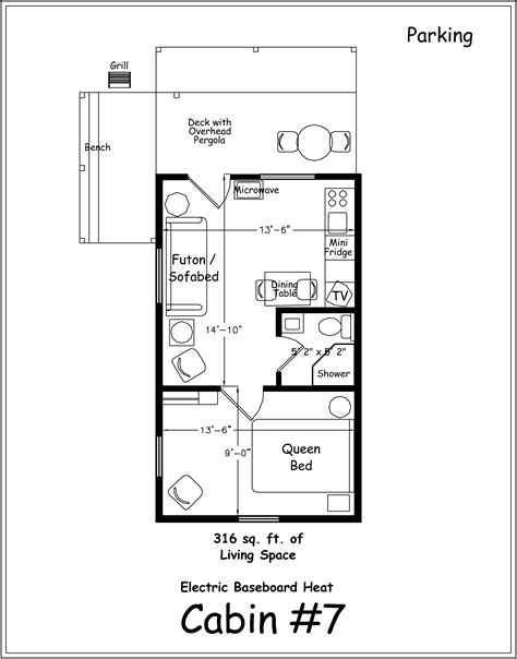 cabin floor plan small kitchens floor plans home design and decor reviews