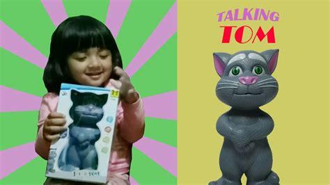 Mainan Talking Tom Tomcat Nyanyi vs talking tom cat mainan anak talking tom cat lucunya mainan tom cat 子供のおもちゃ tom cat