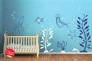 Baby Underwater Bedding 17 Best Images About Baby Nursery On