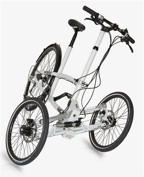 tilting trike motorcycle utility cycling technology leaning cargo trikes
