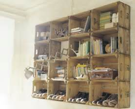crates for shelves hammers and high heels diy project vintage inspired crates