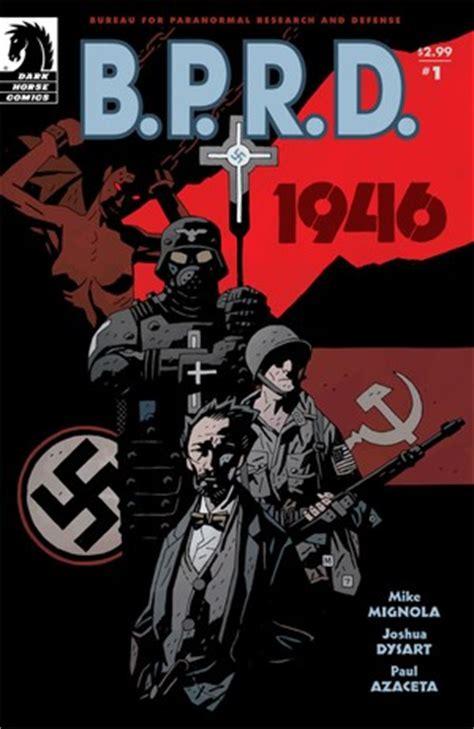 Bprd Tp Vol 13 1947 Comics 1946 hellboy wiki