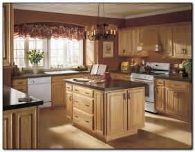 oak cabinets paint colors