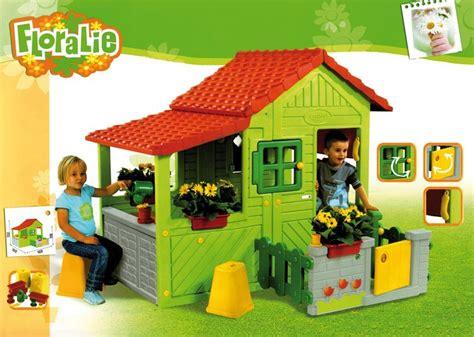 maison de jardin smoby maison enfant floralie