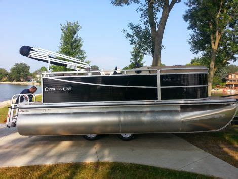 used pontoon boats for sale in illinois pontoon boats for sale in chicago illinois used pontoon