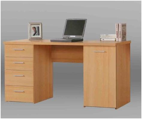 Beech Office Desk Pulton Beech Computer Office Desk Mt926