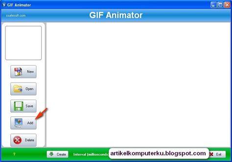 software gratis untuk membuat video animasi membuat animasi gif menggunakan software gif creator
