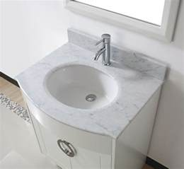tiny bathroom sink zoe 28 quot small white bathroom vanity countertop