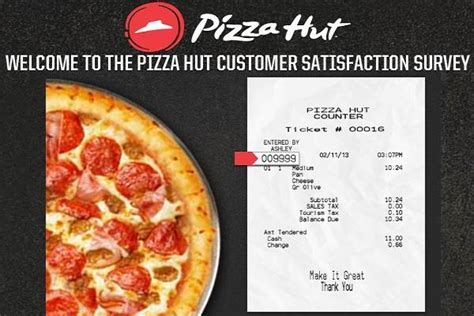 Www Tellpizzahut Com Sweepstakes - tell pizza hut your survey and win 1 000 on tellpizzahut com sweepstakesbible