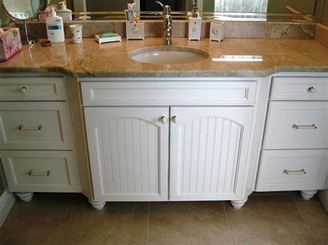 42 Inch Adelina Antique Bathroom Vanity White Marble Custom Bathroom Furniture