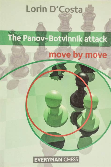 chess openings in pictures move by move books panov botvinnik attack move by move 8cross8 one stop