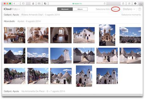 libreria foto iphone l app foto di icloud disponibile per tutti spider mac